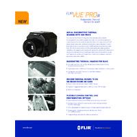 FLIR Vue Pro R Radiometric Drone Thermal Imaging Camera - Datasheet