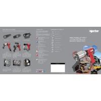 Norbar PTS™ Bi-directional Pneutorque Stall Torque Tools - Datasheet