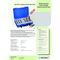 Metrel MI 3299 High Voltage Demonstration Box (10kV) - Datasheet