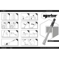 Norbar TTf Fixed Head Adjustable Torque Wrench - Instruction Sheet