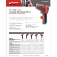 Beha-Amprobe IR-750 Infrared Thermometer - Datasheet