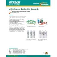 Extech PH7 P 7pH Buffer Solution (2 Bottles)