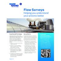 GE Druck Flow Surveys - Application Note