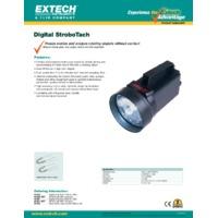 Extech 461830 Digital StroboTach - Datasheet