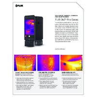 FLIR One Pro-Series Thermal Cameras for Smartphones - Datasheet