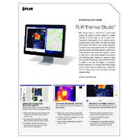 FLIR Thermal Studio Software - Datasheet
