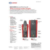 Beha-Amprobe AT-6010-EUR Advanced Wire Tracer Kit - Datasheet
