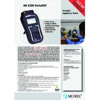 Metrel DeltaPAT Datasheet
