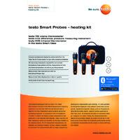 Testo Smart Probes Heating Kit - Datasheet