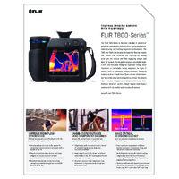 FLIR T800 Series High-Performance Thermal Imaging Camera - Datasheet