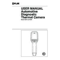 FLIR TG267 Thermal Imaging Camera - User Manual