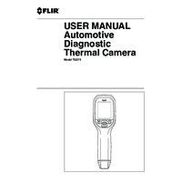 FLIR TG275 Automotive Diagnostic Thermal Imaging Camera - User Manual