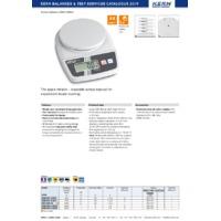 Kern EMB-S Precision School Balances - Datasheet