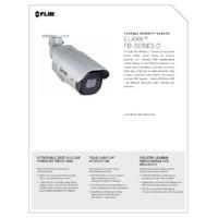 FLIR Elara FB O-Series Thermal Imaging Security Cameras - Datasheet