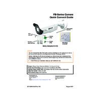 FLIR Elara FB O-Series Thermal Imaging Security Cameras - Quick Connect Guide