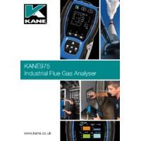 Kane 975 Industrial Flue Gas Analyser - Datasheet