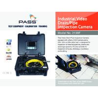 CCTV Drain & Pipe Inspection Camera (20m, 30m & 40m) - Datasheet