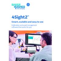 Druck 4Sight2 R1.4 Standard On-Premise Calibration Software - Brochure