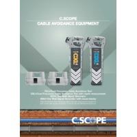 C Scope Cable Avoidance Equipment - Datasheet