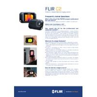 FLIR C2 Thermal Imaging Camera - FAQs