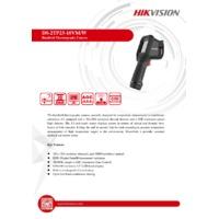 Hikvision Handheld Thermal Camera - Datasheet