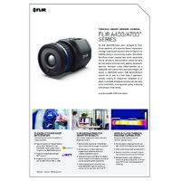 FLIR A400 & A700 Elevated Body Temperature Screening Thermal Camera - Datasheet