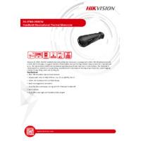 Hikvision DS-2TS03-25UFW Handheld Thermal Monocular - Datasheet