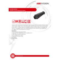 Hikvision DS-2TS06-35XFW Handheld Thermal Monocular - Datasheet