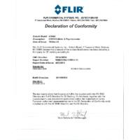 Extech CO260 IAQ & CO & CO2 Datalogging Meter - Declaration of Conformity