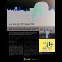 FLIR Scion Thermal Monocular - Perfect Palette